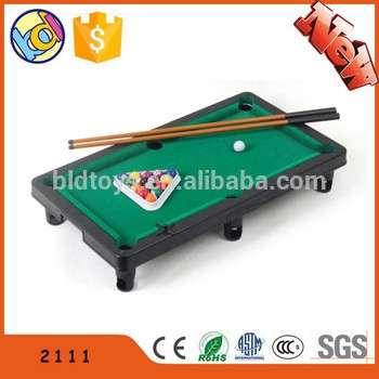 儿童热新产品便携式台球桌