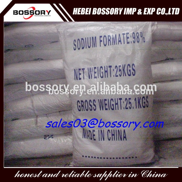 Made In China Organic Salt Best Price Quality Product 98% sodium formate