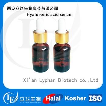 最佳皮肤护理产品纯透明质酸血清