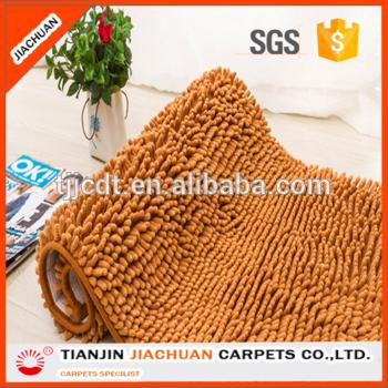 厂家批发超细纤维雪尼尔涤纶地毯