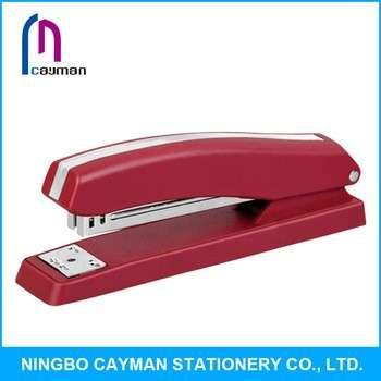 Plastic Coating All Kinds Of Wholesale Promotional Plastic Fancy Paper Novelty Medical Mini Office Stapler