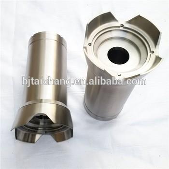Titanium ti 6al 4v Titanium alloy Parts manufacturer
