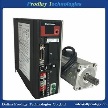 理气系列400w松下交流伺服电机和伺服驱动