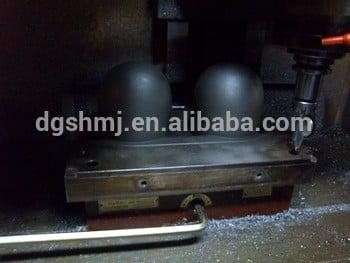 固体硅橡胶工具制造