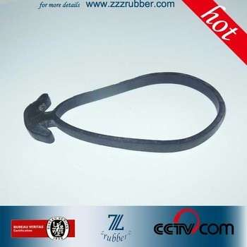 anchor rubber bands in agricultural rubber