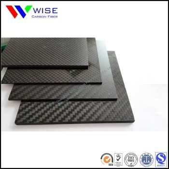 ROHS认证优质低碳碳纤维板面板