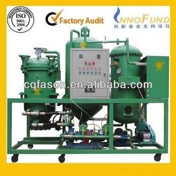 Magnetic field purification Exclusive techology vegetable oil refiner equipment