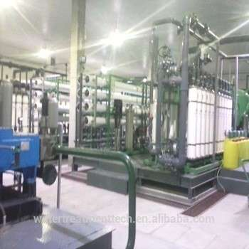 seawater desalination Equipment for Steam Boiler feeding water in Oil and Gas Field