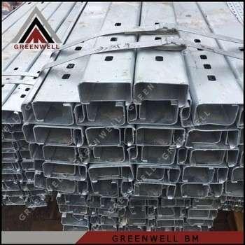 型钢镀锌钢结构C型檩条