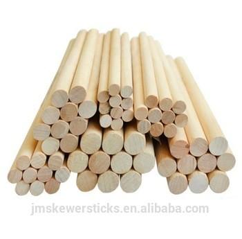 FSC木榫木销杆高质量