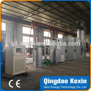 100kw生物质发电厂/ 100kw生物质发电机组/ 300m3生物质气化炉