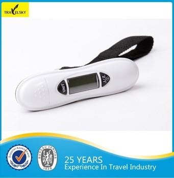 新的手持便携式旅行电子数字行李秤