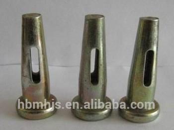 铝合金建筑模板配件楔形销在中国