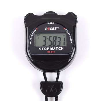 Professional LCD display industrial stopwatch/large digital stop watch