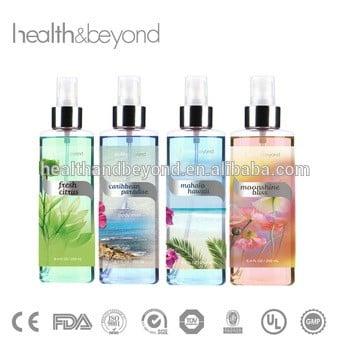 批发250ml FDA批准味身体喷雾维多利亚的性感香味的身体喷雾香水香水