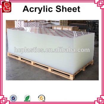 亚克力板/有机玻璃板/ 4X8塑料薄板
