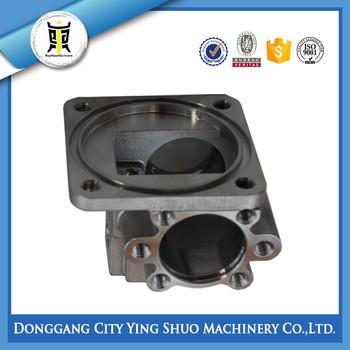 非标精铸铸钢件具有行业保证