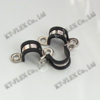 & Metallic Electrical Conduit Pipe Clamp With EPDM