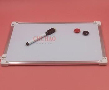 双面磁性铝框黑板及白板