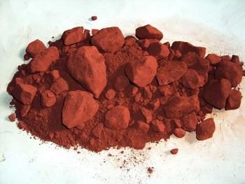 埃及红氧化铁粉优质赤铁矿
