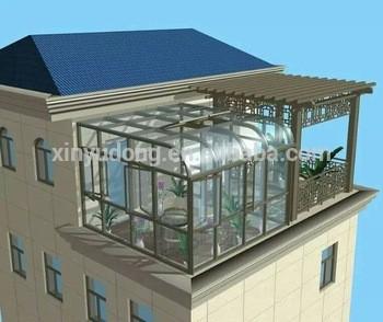 流行设计2016铝合金框架的日光