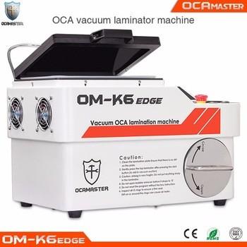 om-k6边缘iPhone 5液晶翻新机OCA贴合机规格220
