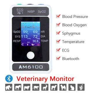 兽医用低价监护仪