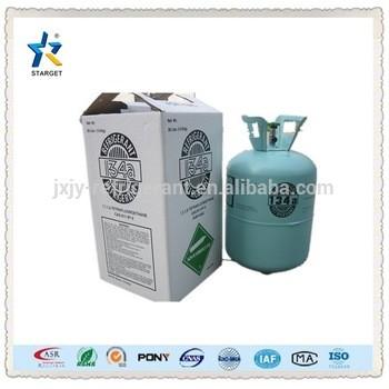 99.9%纯制冷剂R134a具有良好的价格