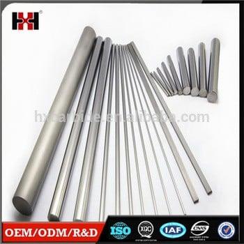 新的价格低廉的高精度定制微格兰YG8、yl10.2、YG10、K20、K30中国硬质合金棒材的碳化钨