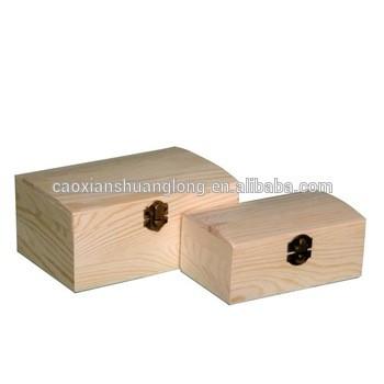 散装小矩形木箱