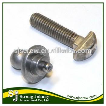 OEM制造商锻造价格螺栓和螺母不锈钢T头螺栓,螺栓螺母