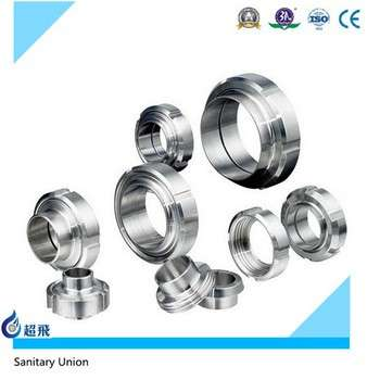 DN32 DN40 DN50 DN 80 DN100 Stainless Steel Pipe Fitting Quick Coupling Sanitary Milk Union