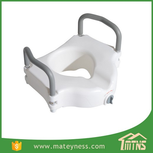 Brilliant Drive Medical Elevated Raised Toilet Seat Gmtry Best Dining Table And Chair Ideas Images Gmtryco