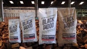 红木硬木炭块