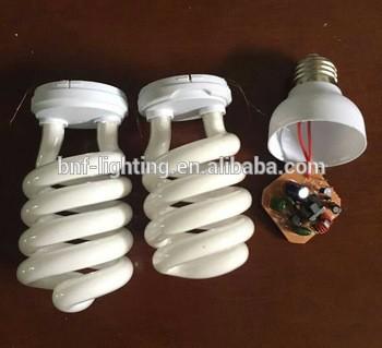 SKD CFL灯泡和荧光灯管的部分