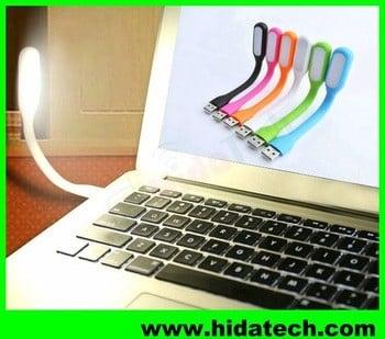 中国工厂促销礼品柔性夜书灯灯泡微型迷你USB LED的小米电源指示灯