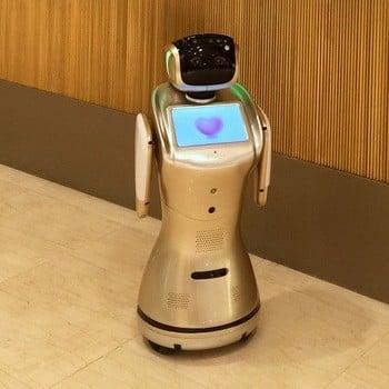 气焊sanbot定制的交互式编程机器人出售