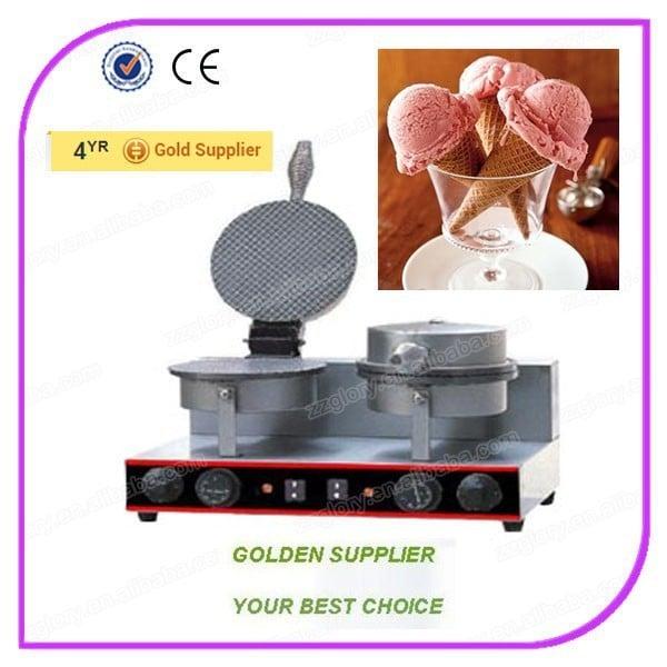 商用冰淇淋锥形机制造机