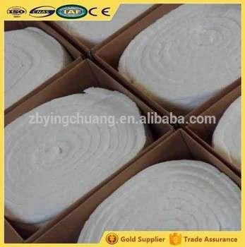高铝陶瓷纤维毯