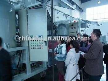 Transformer oil field services equipment
