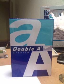 双A4复印纸80克/ 75gsm / 70gsm