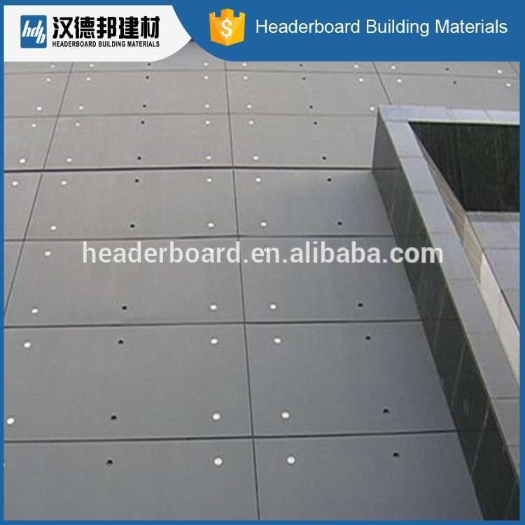 High Quality Fireproof Fiber Cement Board Price 100 Non Asbestos