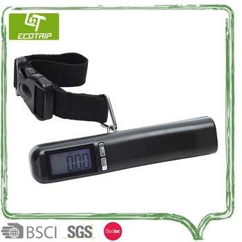 高品质旅游产品便携式数字行李秤电子行李秤