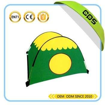 有趣的折叠帐篷玩具儿童玩帐篷