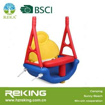 Baby Toy Swing 3 In 1 Outdoor Plastic Toy
