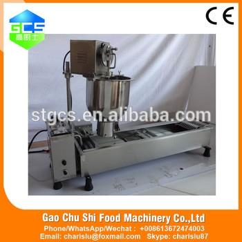 专业性能稳定商业不锈钢3000w自动甜甜圈机价格