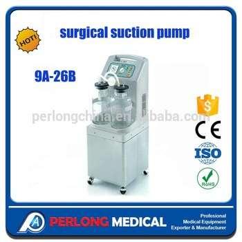 中国的领先供应商,手术抽吸设备9a-26b医院药物流产吸真空吸尘机