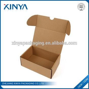 新雅散装购买轻便鞋纸板瓦楞纸箱运输阿里巴巴买家