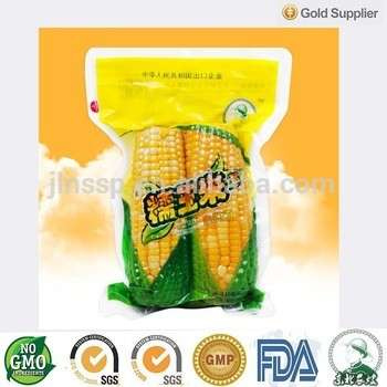 Soft Canned Non-GMO Sweet White Corn