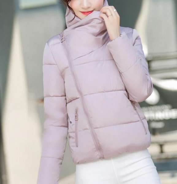 zm32439a Trendy high quality womens down feather jacket wholesale cheap winter coats